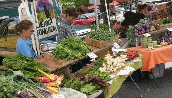 Vermont Farmers Market Rutland - Winter and Summer Markets