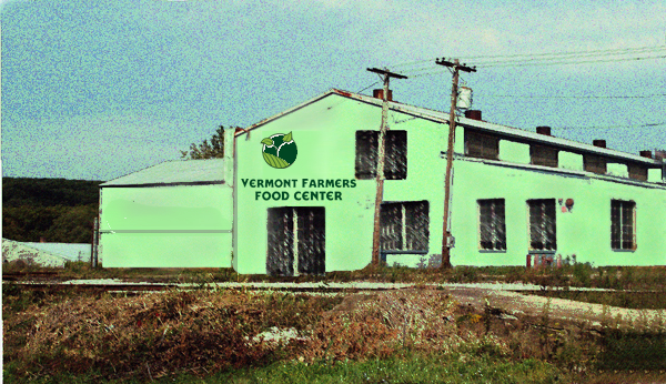 At the new Vermont Farmers Food Center